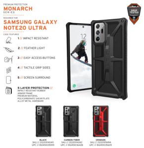 Ốp chống sốc Galaxy Note 20 Ultra - UAG Monarch (chính hãng)